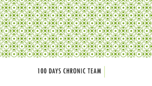 100-day-challenge-chronic-team-2016