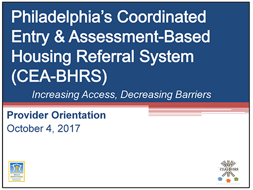 CEABHRS increasing access decreasing barriers