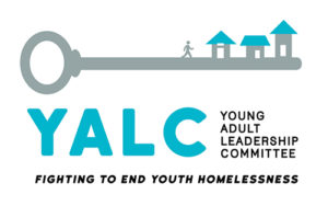 Young Adult Leadership Committee logo