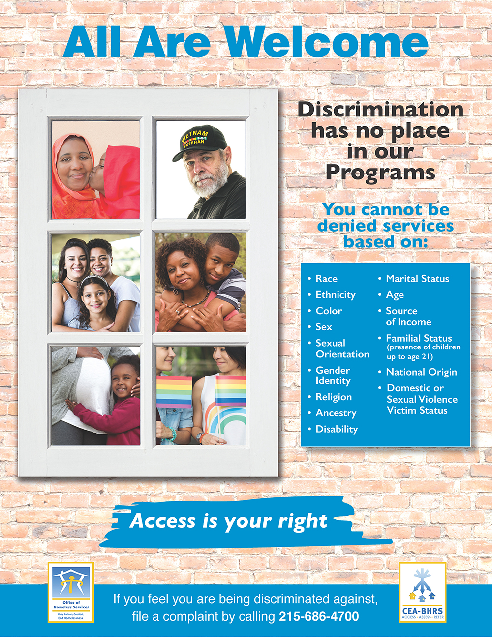 equal access flyer one