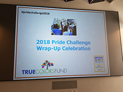 pride challenge two